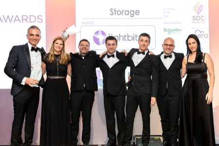Lightbits Labs Named Storage Company of the Year and Receives Storage Hardware Award for SuperSSD NVMe/TCP at SDC Awards