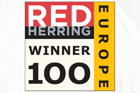 Lightbits Labs Honored as Red Herring Top 100 Europe Winner