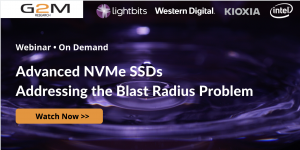 Advanced NVMe SSDs Addressing the Blast Radius Problem
